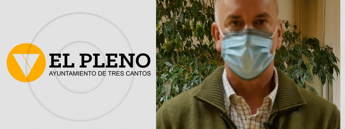 Pleno de febrero en Tres Cantos. Federico Mas