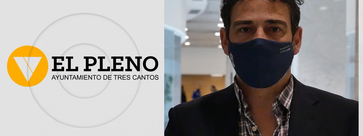 Pleno de febrero en Tres Cantos. Javier Sanmiguel